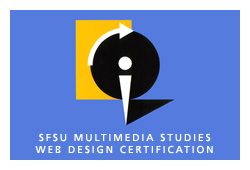 Allen Chen is a San Francisco State University Certified Web Designer